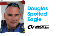 Douglas Spotted Eagle