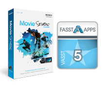 Movie Studio Platinum + 5 FASST Apps