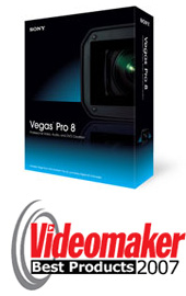 Vegas Pro software 20% off