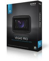Vegas Pro 10 software