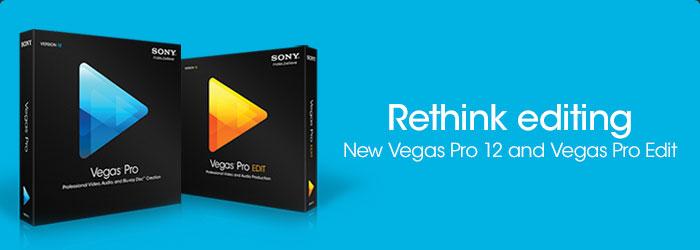 برنامج Sony Vegas لتحرير وإنتاج الصوت والفيديو ببراعة