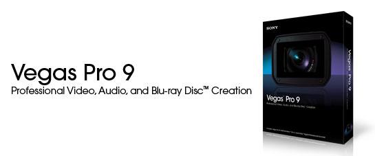 NAB2009: Da Sony il nuovo Vegas Pro 9