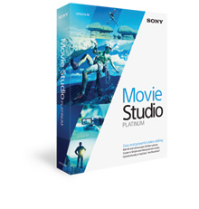 Movie Studio 13 Platinum