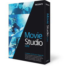 Upgrade to Movie Studio 13 Suite