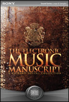 The Electronic Music Manuscript: A Richard Devine Collection