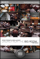 Drums from the Big Room: The Mixes