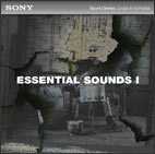 Sony Creative Software - Essential Sounds I (Wav)