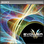 Evolver: Distinctive Electronica