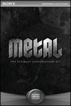 Metal: The Ultimate Construction Kit