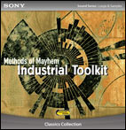 Sony - Methods Of Mayhem Industrial Toolkit (Wav)