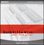 Nashville Wire: Pedal Steel Guitar