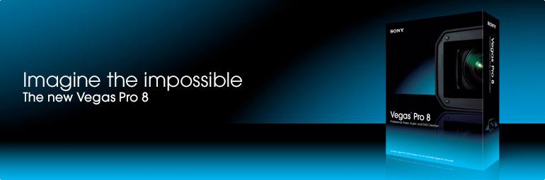 Sony Vegas Pro 8.0a Build 179 繁體中文化版圖片1