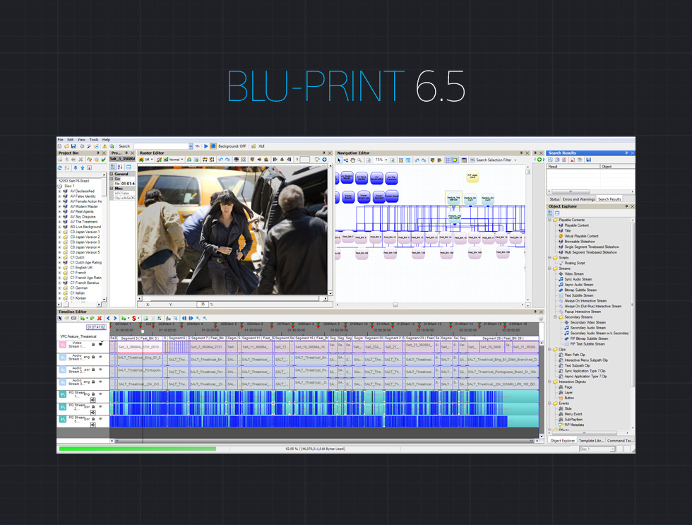 Bluprint: Blu-ray Disc Authoring Solution by Sony