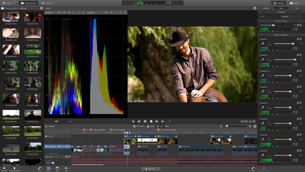 sony digital 8 software