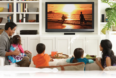 Watch your own movies on TV in true HD