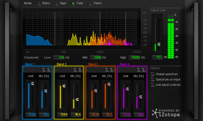 A one-stop audio mastering solution