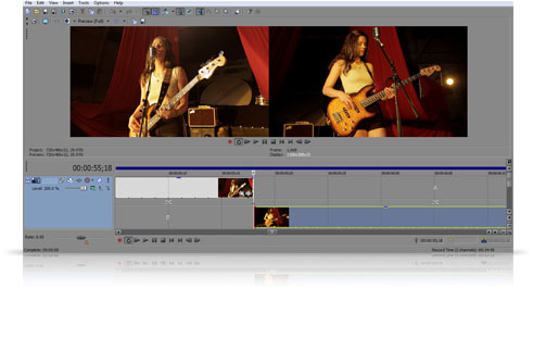 Vegas video editing software full version free download 64