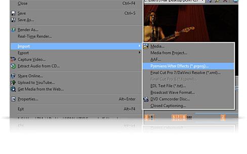 Adobe premiere timeline frames
