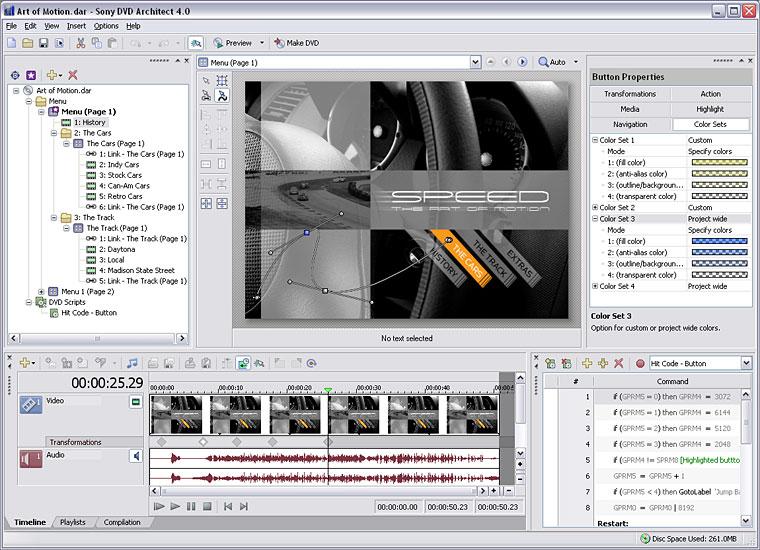 Sony Vegas Pro 8.0a Build 179 繁體中文化版圖片4