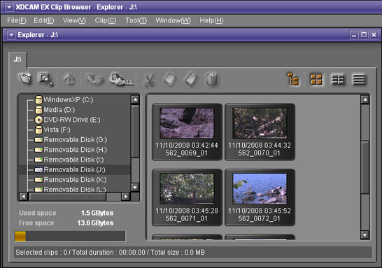 final cut pro how to prevent over storage