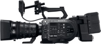 Sony Professional cameras and decks, drivers, utilities